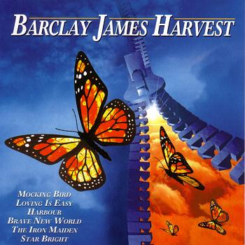 'Barclay James Harvest' Austrian CD