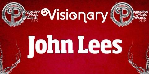 John Lees, Prog Visionary 2018