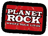 Link to Planet Rock radio station